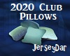 2020 Club Pillows