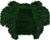 Royale Emerald Fur Shrug
