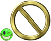 ~MDB~ GOLD SAY NO STICKY