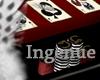 Retro Poker Table