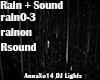 DJ Light Rain + Sound