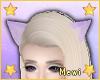 Glitter Crystal Fox ears
