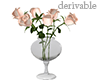 MDX Roses Jar