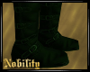 Elven Warrior Boots Male