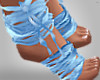 Angelina Foot Wrap