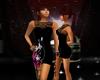 PunkBlack Lace Dress