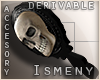 [Is] Skull Mirror Drv