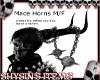 Mace Horns M/F