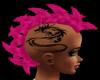 pink&black dragons