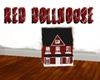 red dollhouse