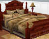 Golden Dreams Anim Bed