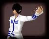 !!Dragon White Top!!