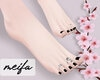 🌸 Elegant Real Feet