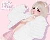 蜂| Princess Fur-White
