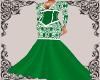 V1 Vintage Holiday Gown