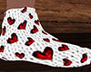 Heart Slippers 2 (M)