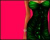 !$! Funk Green Dress