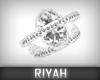 !R  LUSH Ring DIAMOND