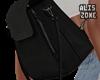 [AZ] Black Backpack