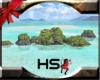 HD Seaweed Beach Rocks