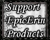 SupportSticker :EpicErin