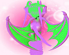 Pion Dragon wings
