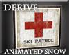 Derivable Frame / Snowy