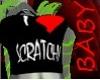 I ♥ SCRATCHY top