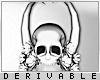 0 | Skull Headdress F v3