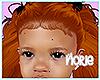 Kids Ginger ponytails