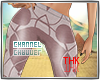 *Channel Pants|Thk