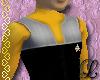 ST Officer's Vest - Yel