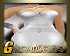 {G}BootyCall White Dress