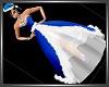 SL Royal Blue Xmas Queen