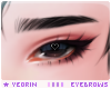 ★ azn brows. black