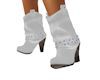 'White Cowgirl Boots