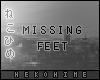 [HIME] Ghost  Feet F