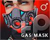 TP Cyberpunk Gas Mask M