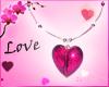 RC Valentine Heart Pink