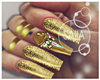 S! Gold Nails&Rings