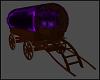 Gypsy Wagon Purple