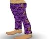 Purple Sol-key Pants