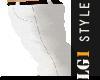 LG1 White Linen pants