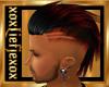 [L] Red Mohawk Black