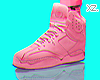 xz. Pink Shoes Rare