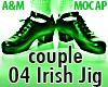 Irish JIG 4 Couple Dance