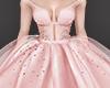 Queen Lite Pink Gown I