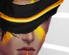 Gold Blindfold