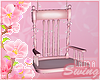 Romantic Pink Swing