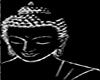 Glitter Buddha